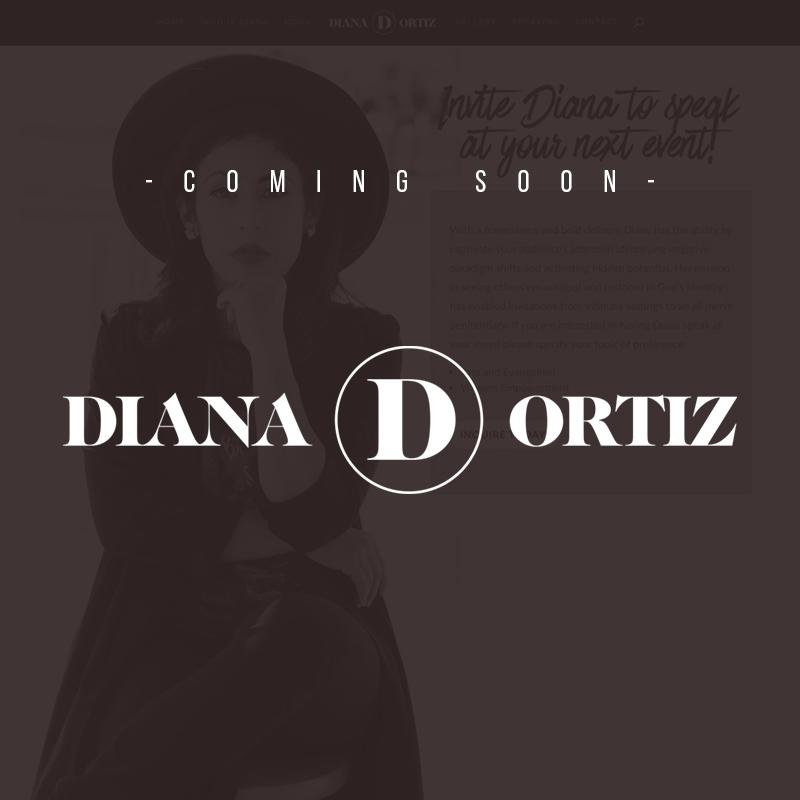 Web Design - Diana Ortiz
